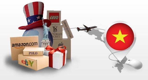 Order hàng nước ngoài